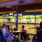 Emerald Lanes Bowling fun