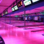 Cosmic Bowling at Emerald Lanes