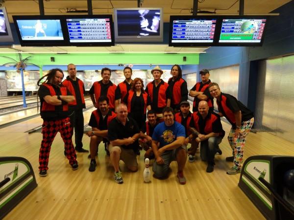 Bowling League at Emerald Lanes