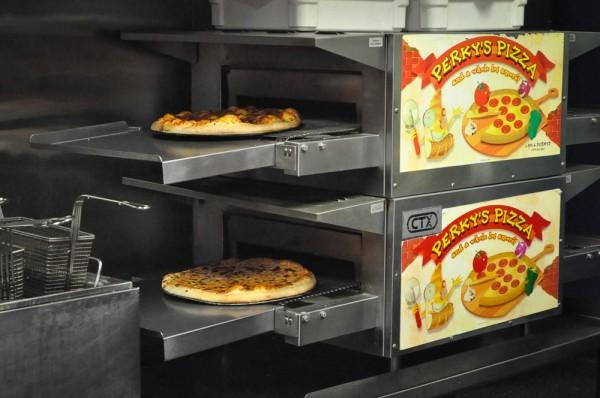 Perky s Pizza at Emerald Lanes